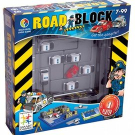 SmartGames SmartGames - Road Block