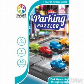 SmartGames SmartGames - Parking Puzzler