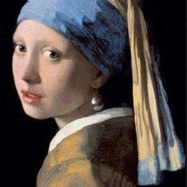 Puzzelman Puzzelman puzzel Meisje met de parel - Johannes Vermeer (1000 stukjes)