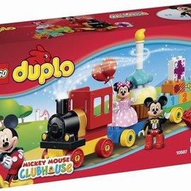 Lego Lego Duplo 10597 Mickey + Minnie verjaardagsoptocht