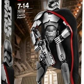 Lego Lego 75118 Captain Phasma