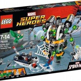 Lego Lego 76059 Doc Ock´s tentakel-valstrik