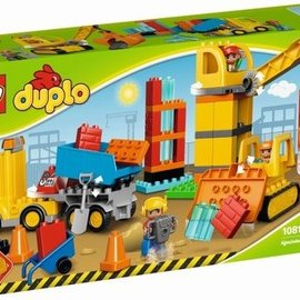 Lego Lego 10813 Grote bouwplaats