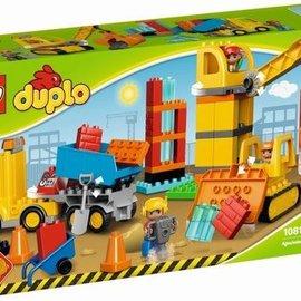 Lego Lego Duplo 10813 Grote bouwplaats