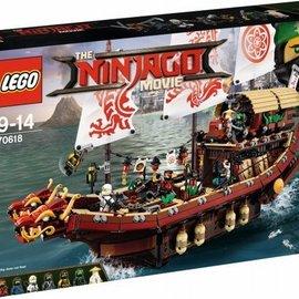 Lego Lego 70618 Destiny`s Bounty