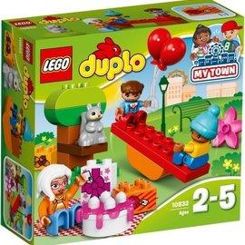 Lego Lego Duplo 10832 Verjaardagsfeestje