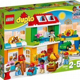 Lego Lego 10836 Stadsplein