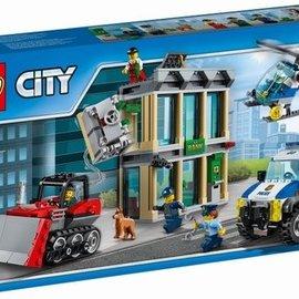 Lego Lego 60140 Bulldozer inbraak