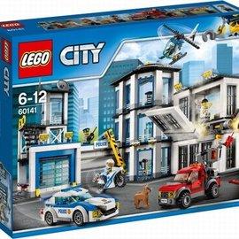 Lego Lego 60141 Politiebureau
