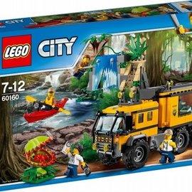 Lego Lego 60160 Jungle mobiel laboratorium