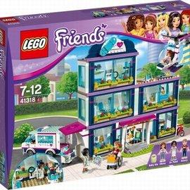 Lego Lego 41318 Heartlake ziekenhuis