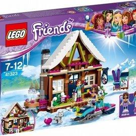 Lego Lego 41323 Wintersport chalet