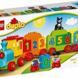 Lego Lego Duplo 10847 Getallentrein
