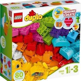 Lego Lego Duplo 10848 Mijn eerste bouwstenen