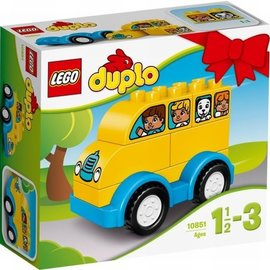Lego Lego Duplo 10851 Mijn eerste bus