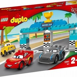 Lego Lego Duplo 10857 Piston Cup Race