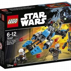 Lego Lego 75167 Bounty Hunter Speeder Bike Battle Pack