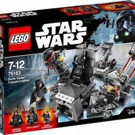 Lego Lego 75183 Darth Vader transformatie