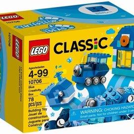 Lego Lego 10706 Blauwe creatieve doos