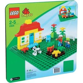 Lego Lego Duplo 2304 Grote Bouwplaat