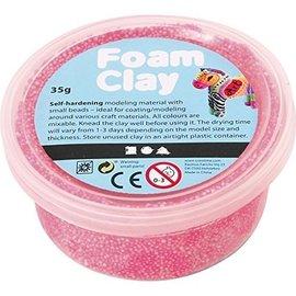Foam Clay Foam klei neon roze 35 gram
