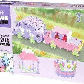 Plus-Plus Mini Pastel Plus-Plus 3 in 1: 220 stuks (3712)