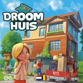 Chronicle Games WGG Games Droomhuis