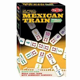 Tactic Selecta TacTic Mexican Train reisspel