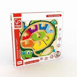 Hape Hape Schildpad magneetspel