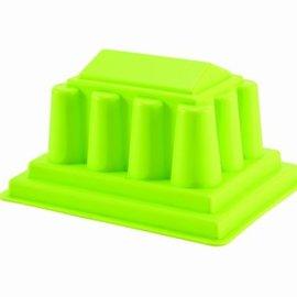 Hape Hape Zandvorm Griekse tempel groen