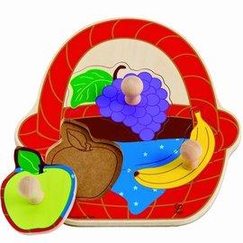 Hape Hape Knoppuzzel fruitmand