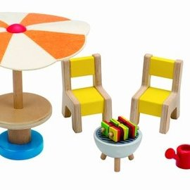 Hape Hape Patio set