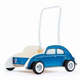 Hape Hape Duwkar VW kever. blauw