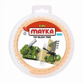 Mayka Mayka zandkleurige. 2 nops - 1 meter