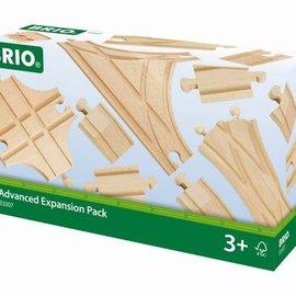 Brio Brio 33307 Rails uitbreidingsset voor experts