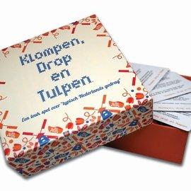 Spellen diverse Klompen, Drop en Tulpen