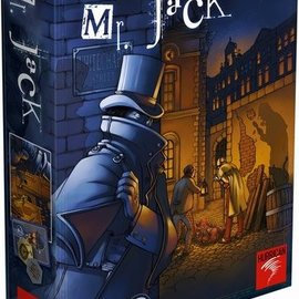Hurrican games Mr.Jack bordspel