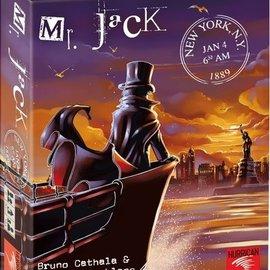 Spellen diverse Mr.Jack New York. bordspel
