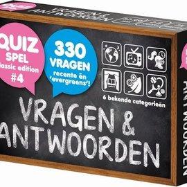 Spellen diverse Vragen + Antwoorden - Classic edition 4