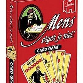 Jumbo Jumbo Mens erger je niet kaartspel