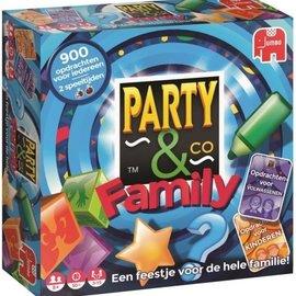 Jumbo Jumbo Party & co Family