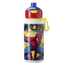 Mepal Mepal pop-up drinkfles Spiderman