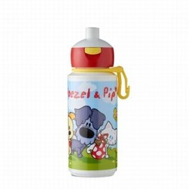 Mepal Drinkfles Campus pop-up 275 ml - Woezel + Pip