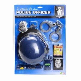 Johntoy Politie speelset de Luxe