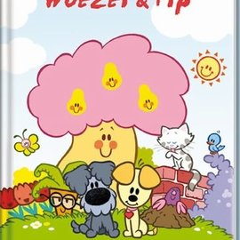 Woezel & Pip - Vriendenboek