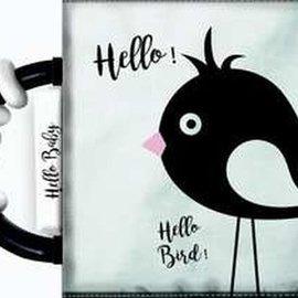 Hallo vogeltje. Hello baby (knisperboekje)