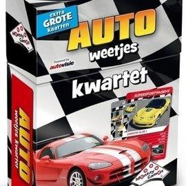 Identity Games Kwartet - Auto weetjes