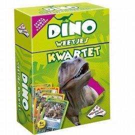 Identity Games Identity Games Kwartet - Dino weetjes