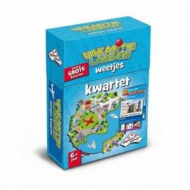 Identity Games Kwartet - Vakantielanden