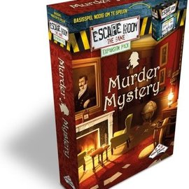 Identity Games Identity Games Escape Room: The Game Expansion - Murder Mysterie